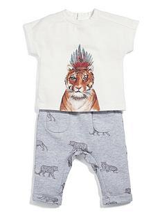 mamas-papas-baby-boys-tiger-print-outfit