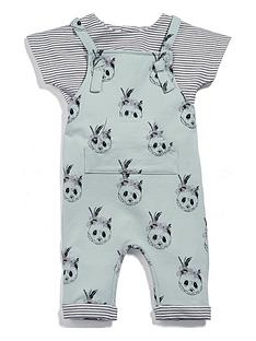 mamas-papas-baby-girls-panda-dungaree-outfit