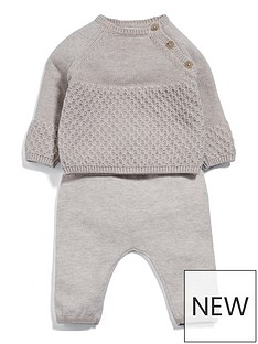 mamas-papas-baby-unisex-fine-knit-outfit