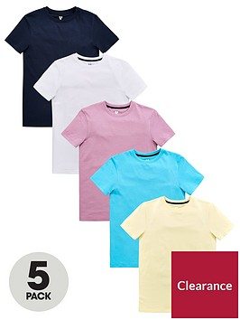 v-by-very-5-pack-bright-tees