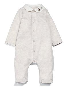 mamas-papas-baby-unisex-embriodered-collar-all-in-one