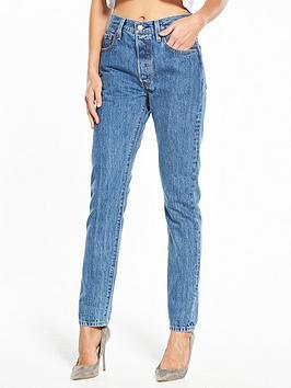 Levi'S 501 Skinny Jean - Rolling Dice
