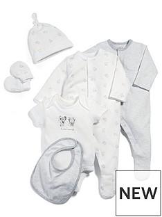 mamas-papas-baby-unisex-6-piece-printed-set