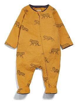 mamas-papas-baby-boys-tiger-zip-all-in-one