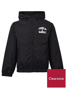 franklin-marshall-boys-badge-logo-windcheater