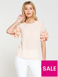 v-by-very-3d-sleeve-detail-top-blush