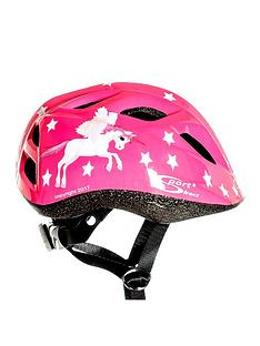 Sport Direct Sport Direct Unicorn Girls Bicycle Helmet 48-52cm
