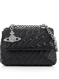 vivienne-westwood-coventry-medium-quilted-shoulder-bagnbsp--black