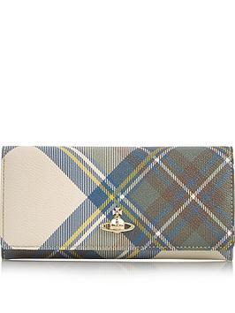 vivienne-westwood-derby-fold-over-walletnbsp--blue-multi