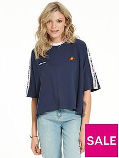 ellesse-heritage-montebello-ringer-t-shirt-navynbsp