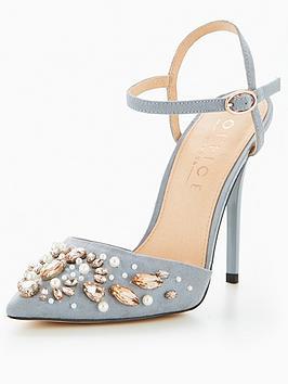Office Horizon Jewel Heel Shoe