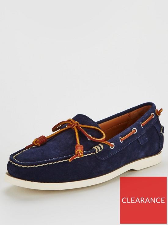 Polo Ralph Lauren Millard Boat Shoe  cbaccc59c89
