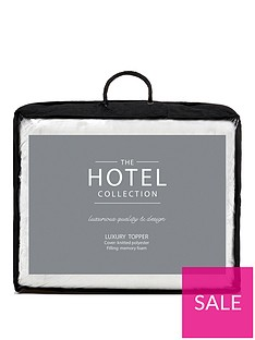 hotel-collection-ultimate-luxury-5-cm-memory-foam-mattress-topper