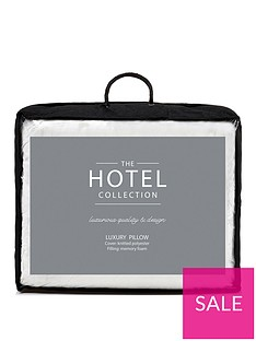 Hotel Collection Ultimate Luxury Dual-Sided Memory Foam Pillow