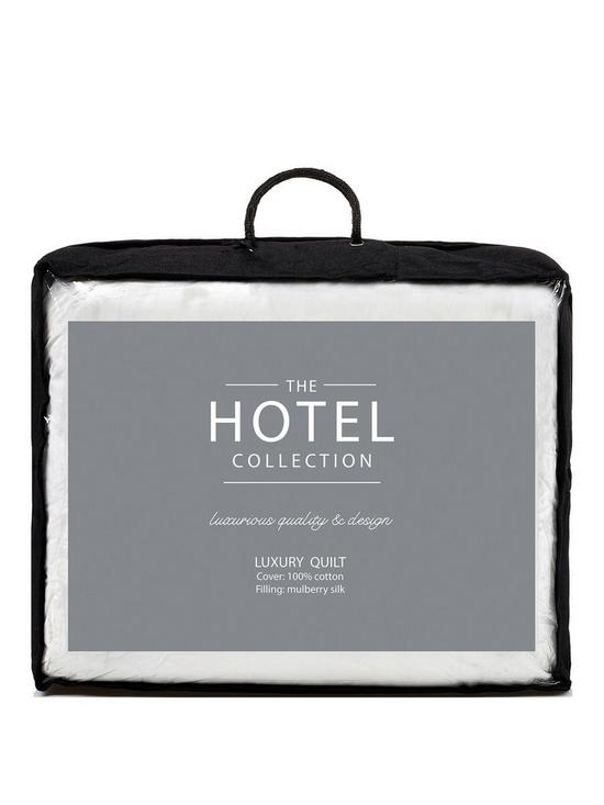 dd97ac243e84 Hotel Collection Ultimate Luxury All Seasons Mulberry Silk Duvet ...