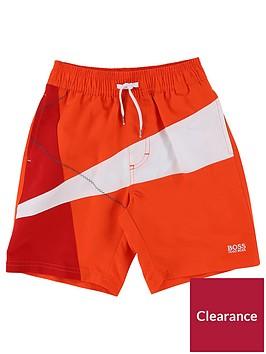boss-boys-colourblock-swimshort