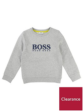 boss-boys-logo-crew-neck-sweatshirt