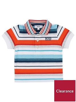 boss-baby-boy-stripe-short-sleeve-polo