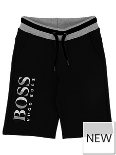 boss-boys-logo-jersey-short