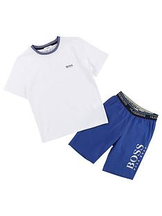 boss-boys-t-shirt-amp-short-pyjama-set