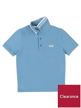 boss-boys-classic-short-sleeve-polo
