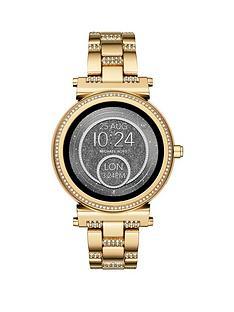 michael-kors-mkt5023nbspaccess-sofienbspgold-tone-ladies-smartwatch