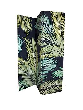 arthouse-palm-leaves-dark-room-divider-screen