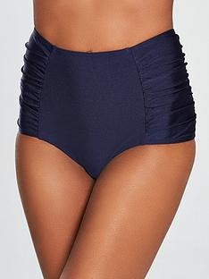 v-by-very-high-waist-ruched-side-bikini-bottom