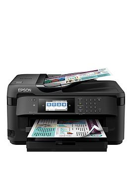 Epson Epson Workforce Wf-7710Dwf With Epson Multipack 4-Colours 35 Durabrite Ultra Ink - Printer Only