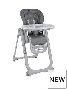 chicco-polly-magic-4-wheel-highchair