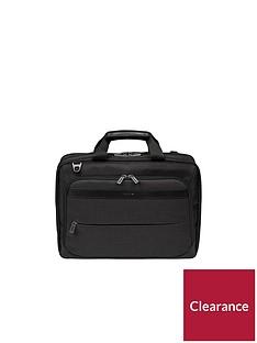 targus-targus-citysmart-1415156quot-high-capacity-topload-laptop-case-blackgrey