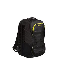 targus-targus-work-play-fitness-156quot-laptop-backpack-blackyellow
