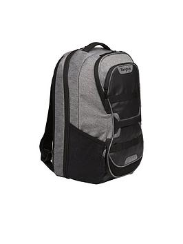 Targus Targus Work + Play Fitness 15.6&Quot; Laptop Backpack - Grey