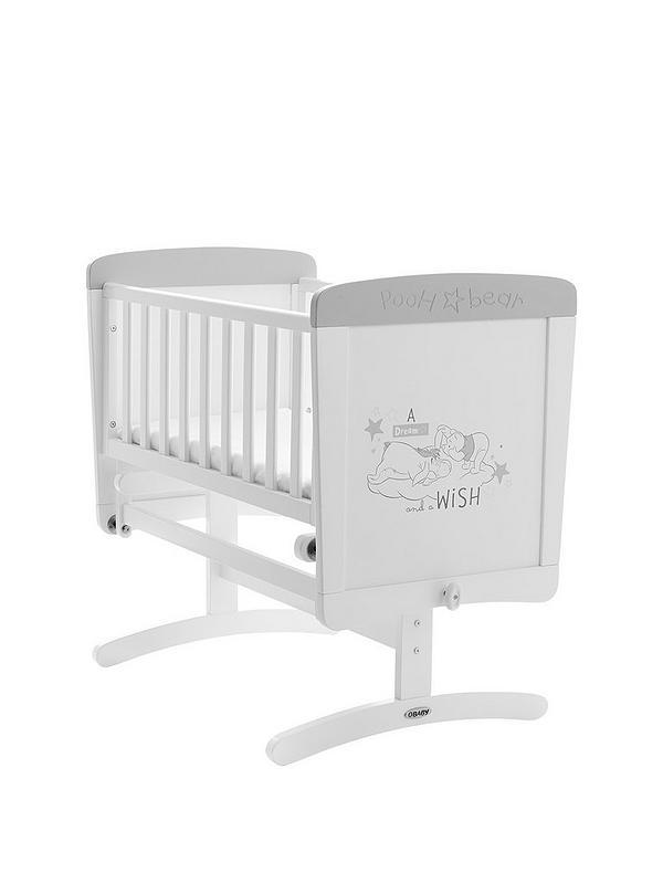 Gliding Crib Dreams Wishes