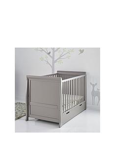 obaby-stamford-classic-sleigh-cot-bed