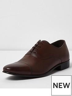 river-island-raynes-toecap-shoe