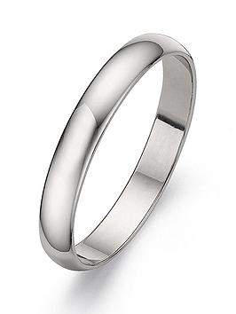 love-gold-9-carat-white-gold-d-shaped-wedding-band-3-mm