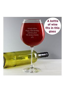 personalised-bottle-of-wine-glass
