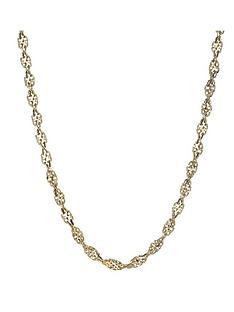 love-gold-9-carat-yellow-gold-twist-chain