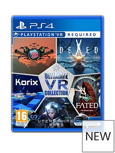 playstation-4-ultimate-vr-collection