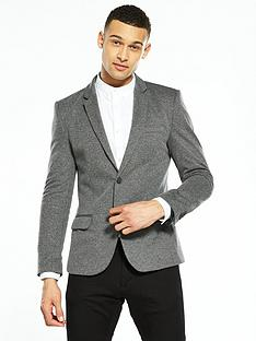 river-island-muscle-fit-jersey-blazer