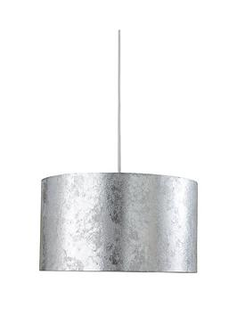 metallic-crushed-velvet-effect-easy-fit-lightshade