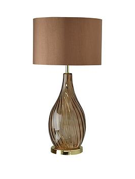 laurence-llewelyn-bowen-pemba-swirl-glass-table-lamp