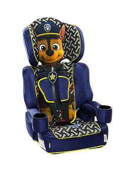 Kids Embrace Paw Patrol Chase Group 123 Car Seat