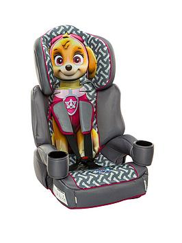 Kids Embrace Paw Patrol Skye Group 123 Car Seat