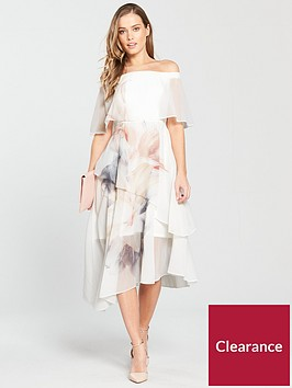 coast-tara-print-tiered-dress
