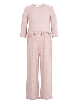 river-island-girls-light-pink-cold-shoulder-frill-jumpsuit