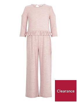 river-island-girls-light-pink-cold-shoulder-frill-jumpsuit