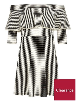 river-island-girls-ribbed-pearl-dress