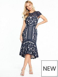 coast-dee-dee-lace-dress-navy